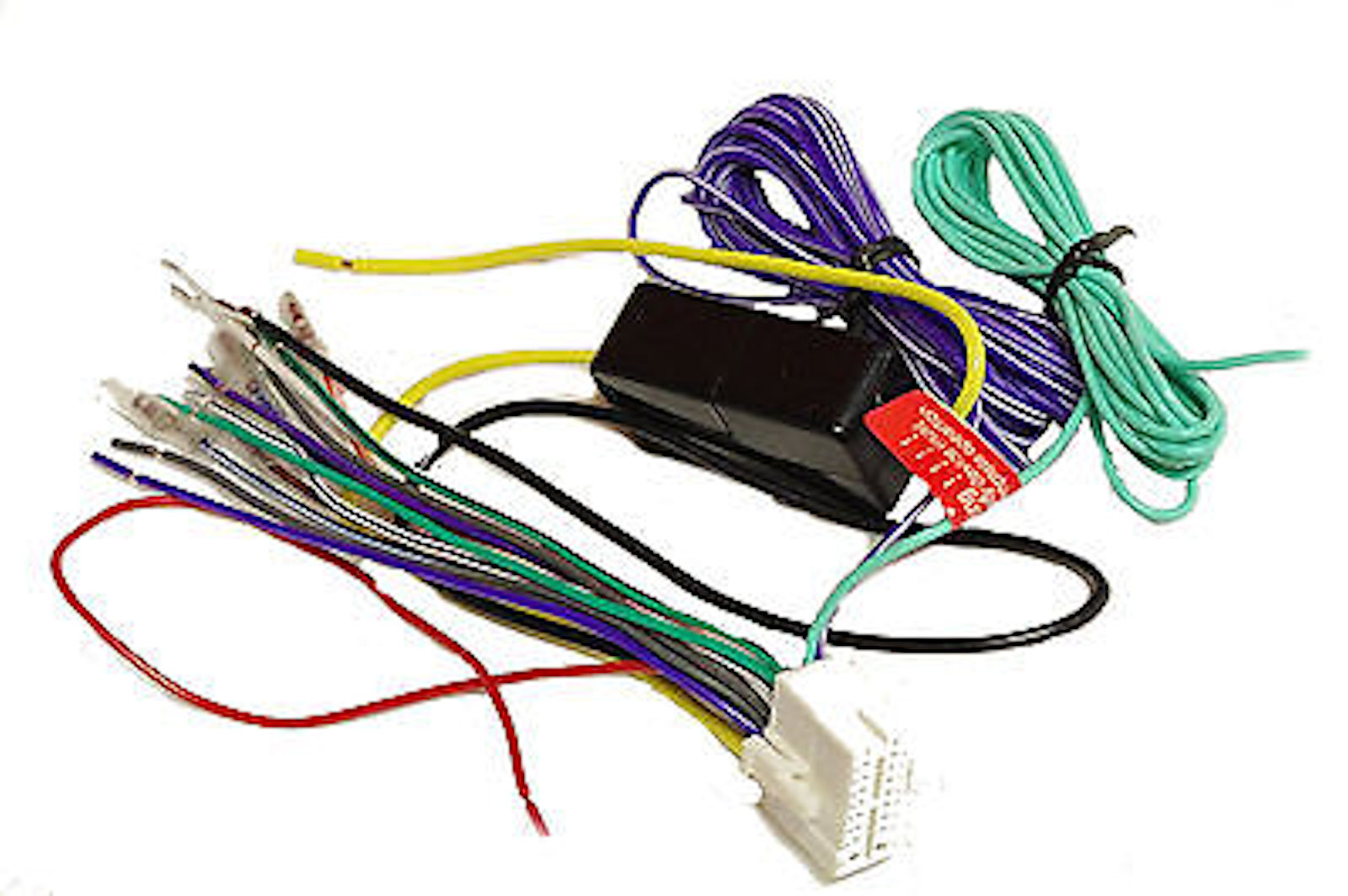 Clarion Wire Harness MAX685BT VZ709 VX409 VX404 VX405 NX404 ... on swing harness, pony harness, alpine stereo harness, battery harness, fall protection harness, safety harness, maxi-seal harness, engine harness, obd0 to obd1 conversion harness, electrical harness, dog harness, nakamichi harness, cable harness, radio harness, suspension harness, pet harness, oxygen sensor extension harness, amp bypass harness,
