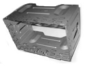 Genuine Mounting Sleeve for Pioneer AVHX3800BHS AVHX4700DVD AVHX4800BS AVHX5800BHS AVHX8800BT AVIC5100NEX