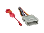 2006-2010 Hummer H3 Wiring Harness for After Market Radio Installation