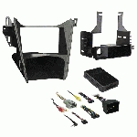 Metra 99-3308G Single or Double Din Dash Kit Chevy Equinox GMC Terrain 2013+up