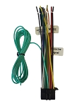 Wire Harness for Pioneer AVHX5800BHS AVHX6700DVD AVHX6800DVD AVHX7700BT