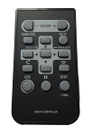 Remote for Pioneer DEH-X8700BH DEH-X8700BS DEH-X8800BHS DEH-X9500BHS DEH-X9600BHS