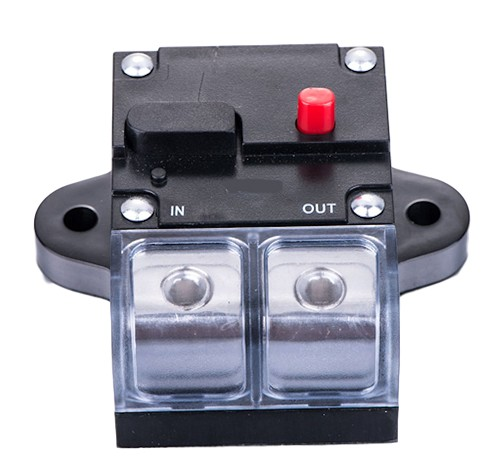 100AMP  0 2 4 Gauge Car Audio Inline Power Circuit Breaker for 12V System PREMIUM