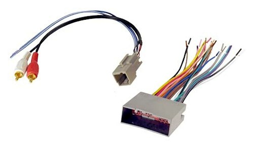 2007-2010 Lincoln MKZ Wiring Harness to Install Aftermarket StereoUneeksupply