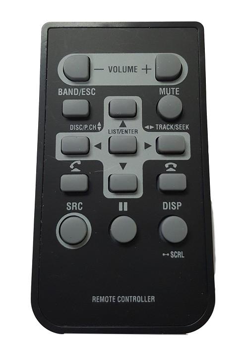 Remote for Pioneer MVH-X380BT MVH-X381BT MVH-X560BT MVH-X580BS MXT