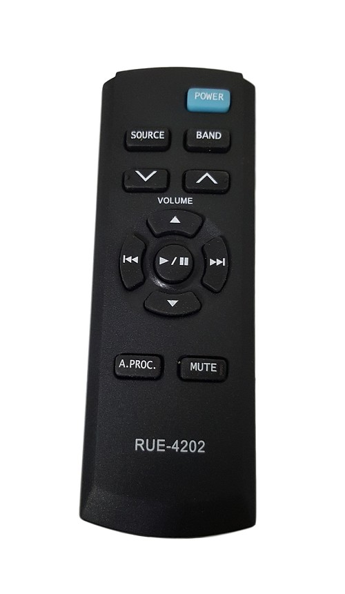 Remote Control For Alpine CDE-126BT CDE-133BT CDE-134HD CVA-1014 DVA-7996 ICS-X7HD