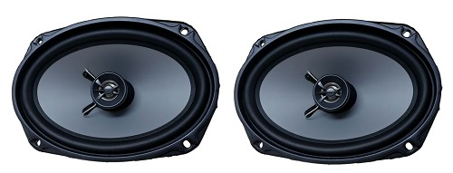 2008 2009 2010 2011 2012 2017 2018 2019 2020 2021 Nissan Titan 6x9 Front Door Speaker Pair