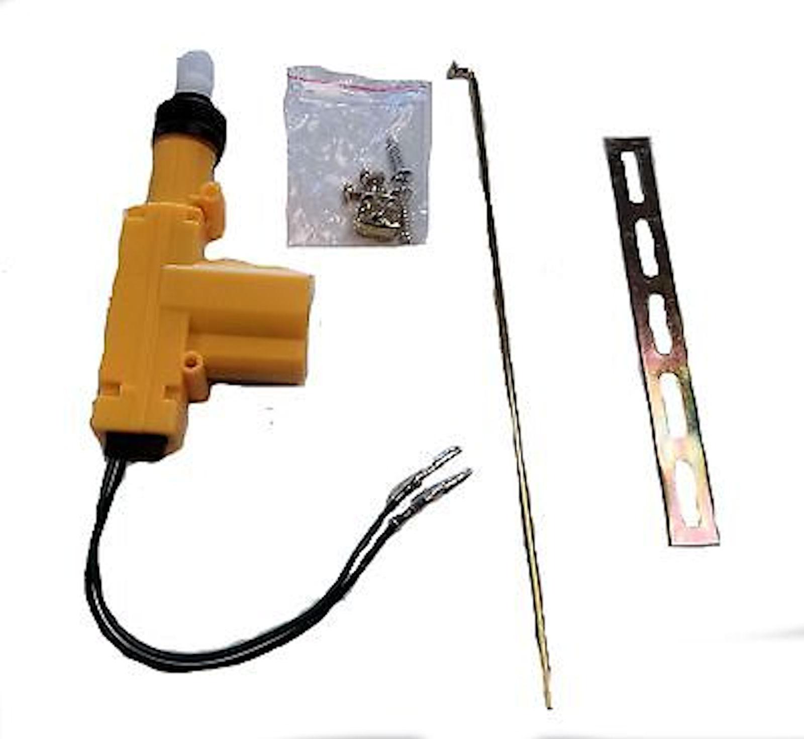 Universal 2 Wire Actuator Acura Door Lock Power Heavy Duty