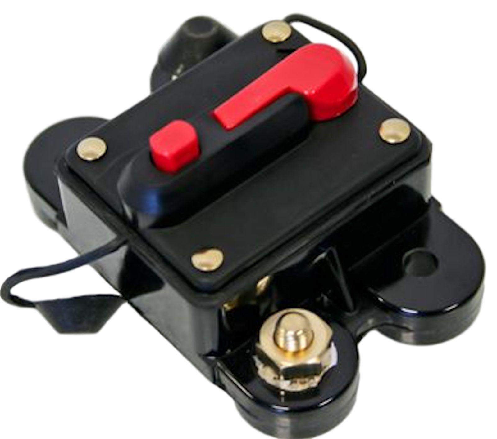 200 Amp 12v Dc Circuit Breaker Replace Fuse 200a 12vdc Car
