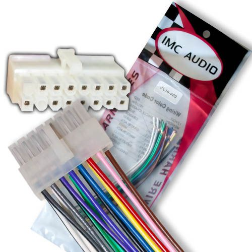 Clarion Wiring Harness Cdc6350 Drb2475