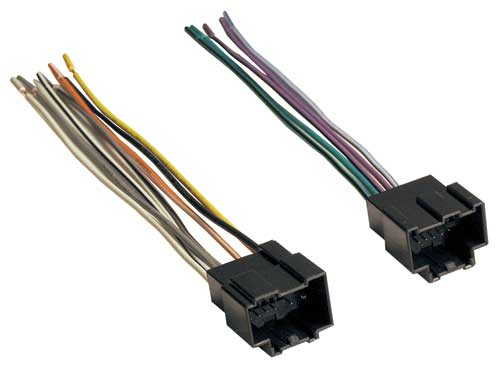 2006-2009 Saturn Vue Wiring Harness to Install Aftermarket ...
