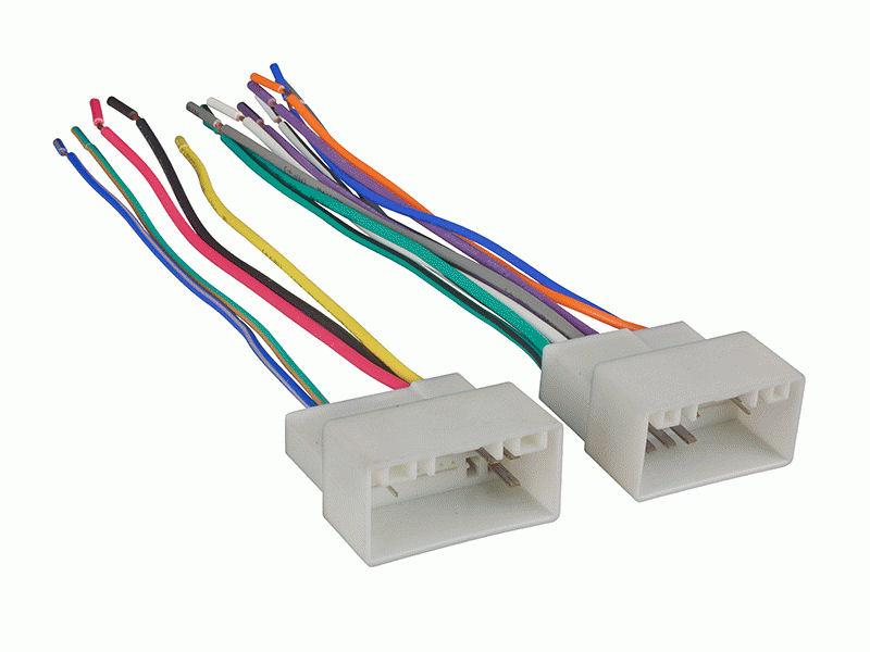 2011-2016 Kia Optima Wiring Harness for Radio Installation