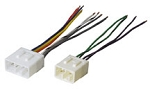 1995-2000 Mazda Millenia Wiring Harness for After Market Radio Installation