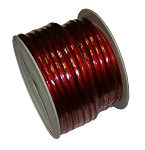 IMC Audio PC4RE100 4 Gauge Power Wire 100 Ft Roll Red
