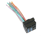 Wiring Harness For Factory Radio Installation 2000 2001 2002 Volkswagen Jetta (Double Din Radio)