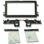 2005 2006 2007 Ford Freestyle Dash Kit for Double Din Radio Installation