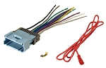 2002 2003 2004 GMC Sonoma Wiring Harness to Install Aftermarket Radio