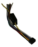 Wire Harness for Dual XDVD8183 XDVD8185 XDVD8281 XDVD8285 XDVDN8290