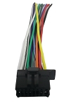 Wire Harness for Pioneer DEHX1710UB DEHX1810UB DEHX2710UI DEHX3900BT DEHX3910BT