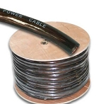 SuperFat SF0BK200 0 Gauge Power Wire 200 Ft Roll Black