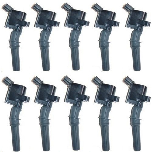 1996 1997 1998 1999 2000 2001 2002 2003 2004 2005 2006 2007 2008 2009 2010 Ford Thunderbird Ignition Coil DG508 10 Pack