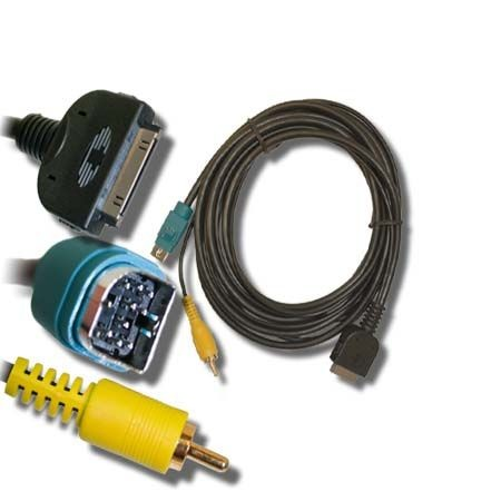 Alpine KCE-435IV Cable Adpater