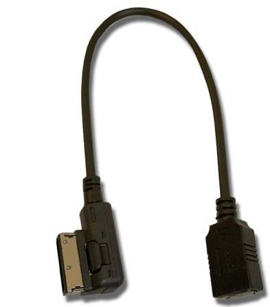 Audi AMI USB Cable Adapter (2006 and up)