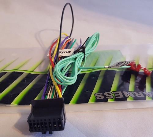Wire Harness For Pioneer Avhp3200bt, Pioneer Avh P3200bt Wiring Harness Diagram