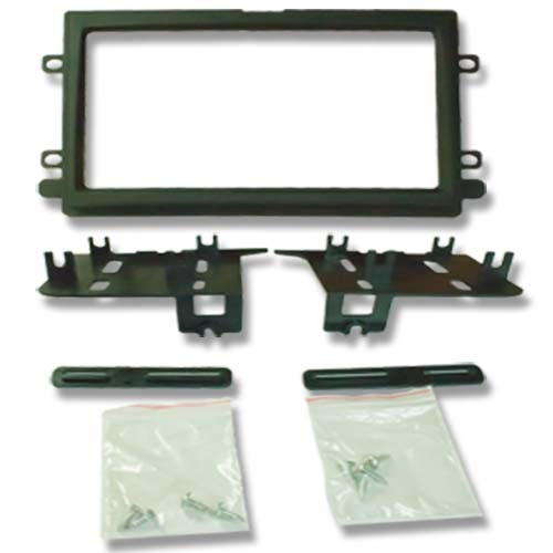 2005 2006 2007 Ford 500 Dash Kit for Double Din Radio Installation