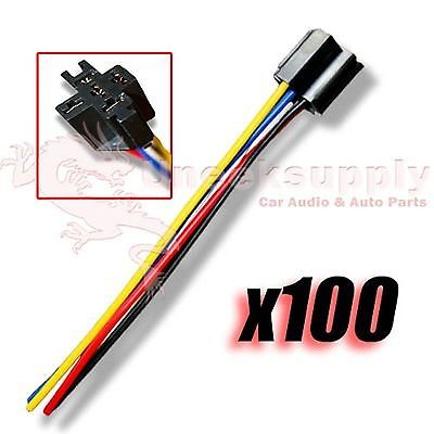 IMC AUDIO 12 VOLT 5 WIRE SPDT BOSCH/TYCO STYLE CAR AUTO RELAY SOCKET on rca wire, ice wire, apc wire,
