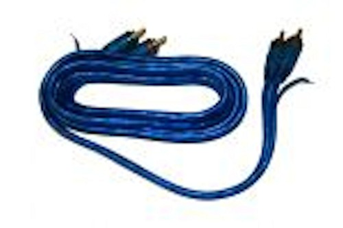 IMC Audio Blue RCA Audio Cable 18 Ft