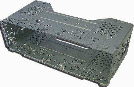 Pioneer Mounting Sleeve for DEH-X8600BH DEH-X8600BS DEH-X8700BH DEH-X8700BS DEH-X9500BHS DEH-X9600BHS